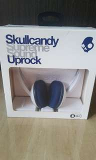 🚚 BNIB Skullcandy Supreme Sound Uprock