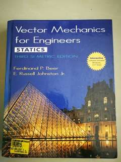 Vectors mechanics for engineers