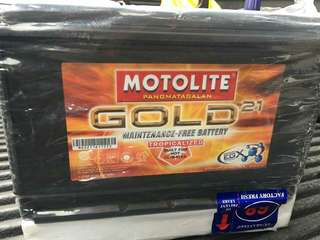 3SMF Motolite Gold (Brand New)