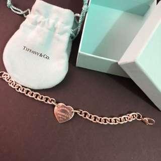 Tiffany手鏈 100%real