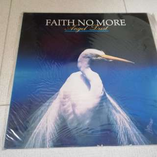 death metal cd - faith no more - angel dust