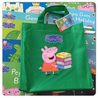 Peppa Pig Books (10 Books collection)