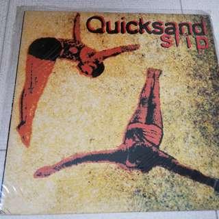 death metal cd - quicksand - slip
