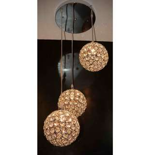 LSH Stylish Decorative Pendant Ceiling Light 14187/3