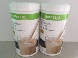 康寶萊營養蛋白素曲奇妙趣味(550g) Herbalife protein drink mix(Cookies'n Cream)