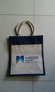 New jute carrybag(postage free)