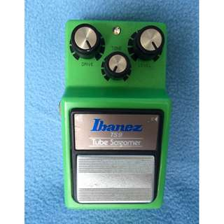 2001 Ibanez TS9 Tube Screamer Maxon Board Non- JRC Chip Japan