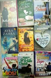 Malay Novel/novel melayu