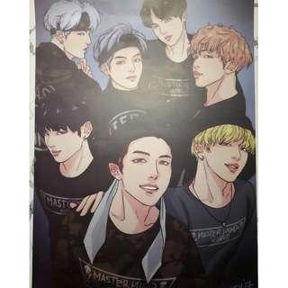 BTS package