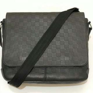 👉MURAH - LV sling Infini Damier Leather 2014#the