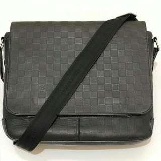👉MURAH - LV sling Infini Damier Leather 2014#the