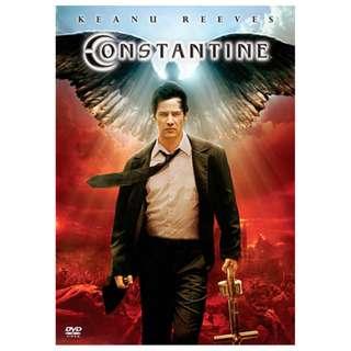 Constantine (DVD) Code 3