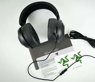 Razer Kraken Pro V2 Headset Oval Ear Cushions