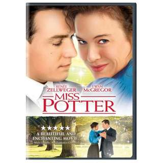Miss Potter (DVD) Code 1