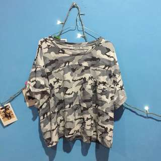 army top by Pull & bear