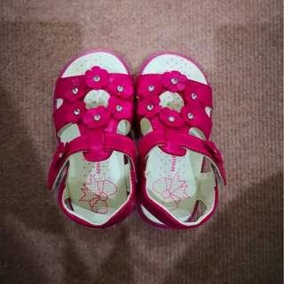 TENDERTOES Pink Shoes