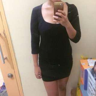 New Look Bodycon Mini Dress