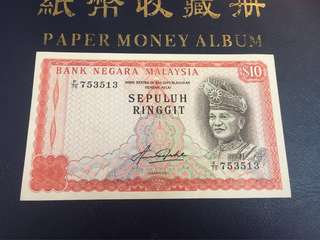 RM 10 AZIZ TAHA