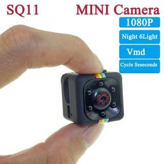 SQ11 Night Vision Super Clear 1080p FHD Camera DVR (Free Poslaju)