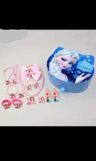 Frozen Accessories Box Jewellery Box
