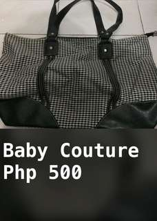 Baby Couture Baby Bag