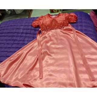 Dress Budak Kanak-kanak Perempuan