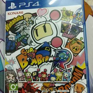 PS4 Super Bomberman R