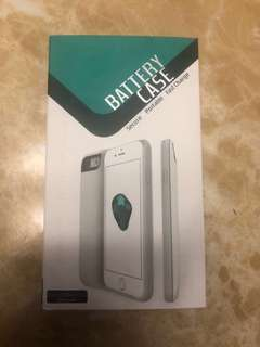 全新 Battery Case IPhone 6-7-8