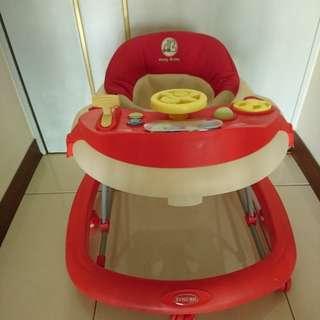 Holy Baby學步車螃蟹車