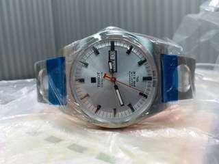 Tissot~ 跑車錶,瑞士制,機械自動,全新,原装盒,纸,吊牌齊全,適合完美主義。