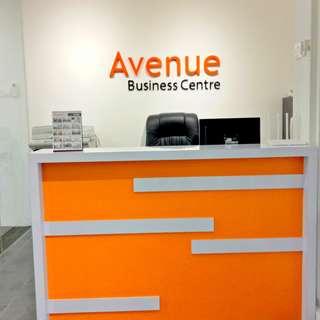Easy StartUp Serviced Office – MSQ, Damansara Perdana