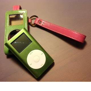 KATE SPADE 4gb 2nd gen green ipod mini not astell fiio sony