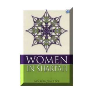 Women In Shari'ah