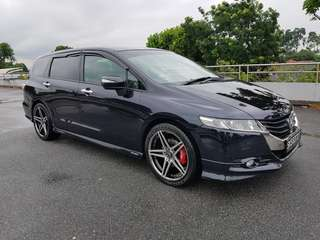 Cheapest Long Term Rental Honda ODYSSEY 2.4A
