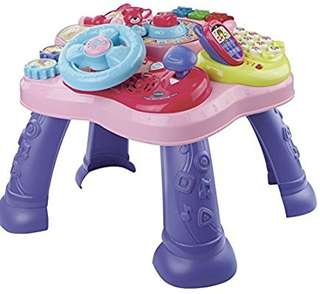 🚚 (Pre-Order)  VTech Magic Star Learning Table, Pink