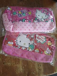 (Cheapest) Hello kitty pencil case