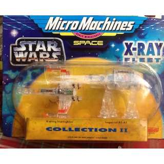 Star Wars X-ray Fleet Collection II