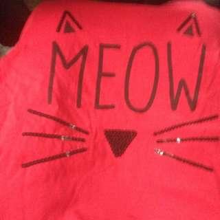 Pep & Co Kitty Long Sleeve