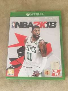Xbox One NBA2k18