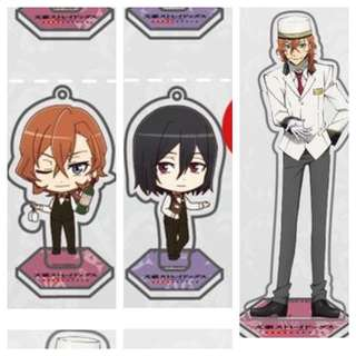 Bungo Stray Dogs hotel collab