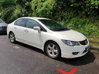 Cheapest Long Term Rental Honda Civic  1.8A