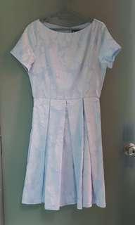 Twenty3 Abramova Dress Sky Blue
