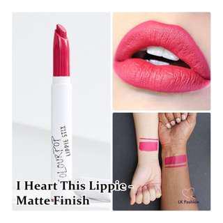 🚚 💕 Instock 💕 Colourpop Lippie Stix 💋 I Heart This Lippie 💋