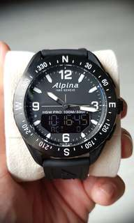 Alpina AlpinerX smart watch
