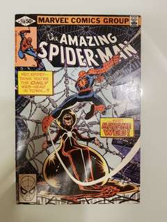 Amazing Spider-Man (vol.1) #210: 1st Madame Web