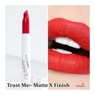 🚚 💕 Instock 💕 Colourpop Lippie Stix 💋 Trust Me 💋