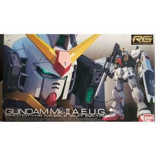 Real Grade Gundam Mk II AEUG