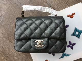 Chanel mini flap A35200