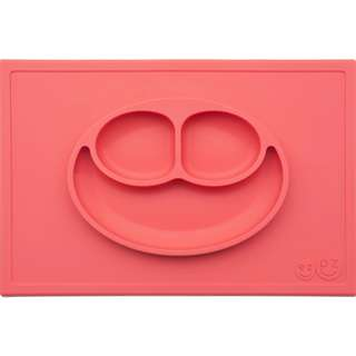 SALE! Happy Mat in Coral