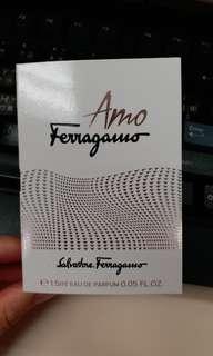 [包郵] Amo Ferragamo parfum 1.5ml